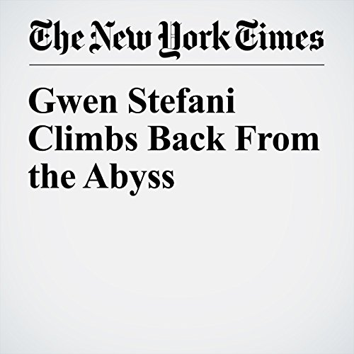 Gwen Stefani Climbs Back From the Abyss cover art