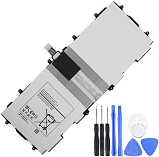 7XINbox 3.8V 6800mAh T4500E Replacement Laptop Battery for Samsung for Galaxy Tab 3 10.1 T4500E P5200 P5210 P5213