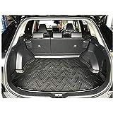 RAV4 3Dラゲッジマット カーゴマット カーマット TPE素材 ブラック 車種専用 汚れ防止 防水 水洗いOK