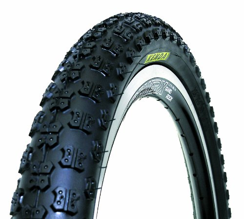 Kenda Comp III Style Wire Bead Bicycle Tire, Blackwall, 16-Inch x...