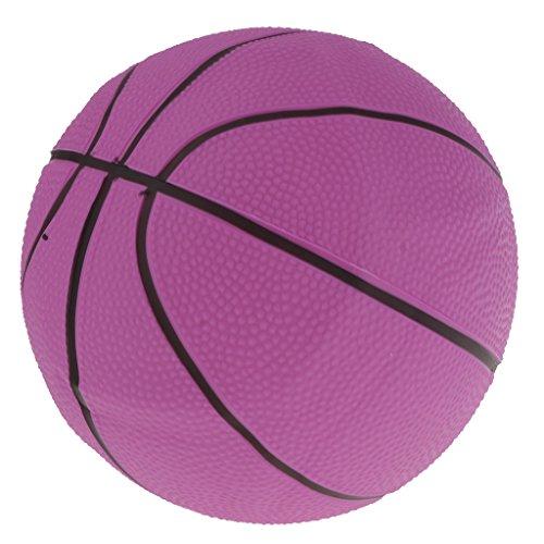 Amagogo 8.5 '' Juguete Inflable Plástico del Partido de La Playa de La Piscina de Los Niños de La Bola de Playa del Baloncesto - Rosa