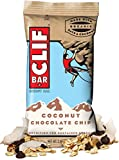 Clif Energy BAR 48 Count, UJhJnam Coconut Chocolate CHIP