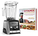 Vitamix A3500 Ascent Series Smart Blender, Professional-Grade, 64 oz. Low-Profile Container Bundle...