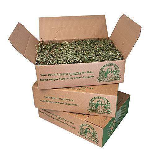 Viking Farmer Alfalfa Hay for Rabbits & Small Pets, 5 lbs