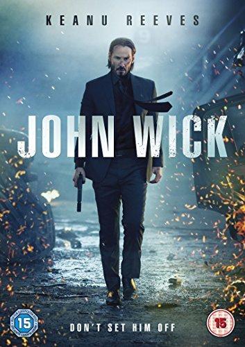 John Wick [Edizione: Regno Unito] [Reino Unido] [DVD]