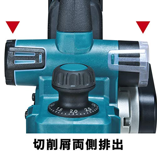 マキタ82mm充電式カンナ18Vバッテリ・充電器別売KP181DZ