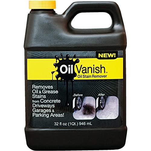 Oil Vanish 8805-032 Vanish Oil Stain Remover, 2 Pack of Clear