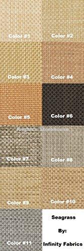 Seagrass Luxury Marine Vinyl Flooring by Infinity - 8.5' Wide