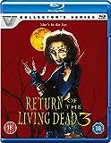 Return Of The Living Dead Iii (Vestron) [Edizione: Regno Unito] [Blu-ray] [Import italien]