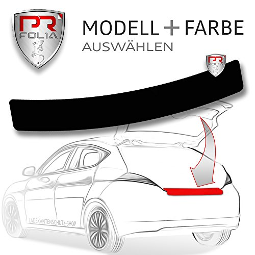 PR-Folia Ladekantenschutz - GT86 ab Bj. 09/2012 - SCHWARZ Stoßstangenschutz Folie Lackschutzfolie