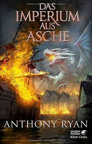 Das Imperium aus Asche: Draconis Memoria Buch 3