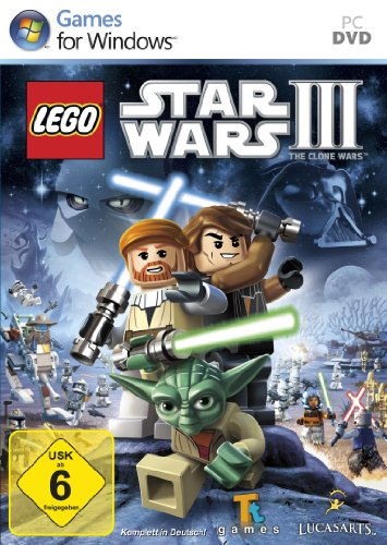 Lego Star Wars III: The Clone Wars [Edizione: Germania]