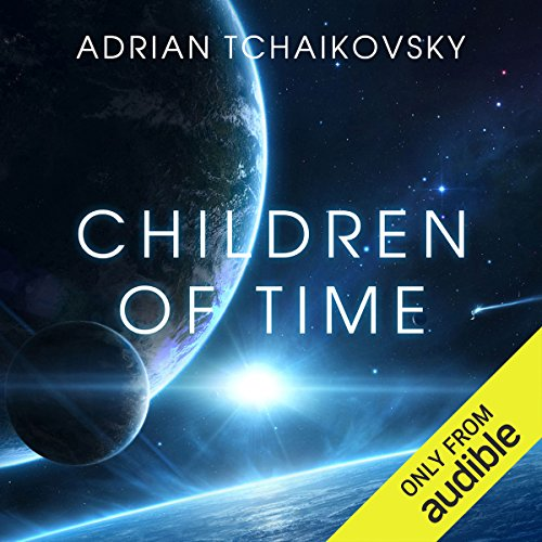 Page de couverture de Children of Time