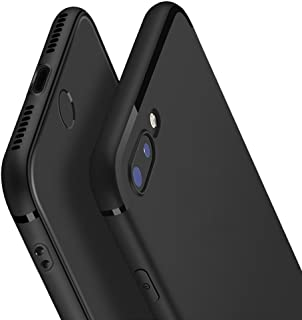 BYOBCREW iPhone 8 Plus/7 Plus Case, Perfect Slim Fit Ultra Thin Protection Series TPU for iPhone 7 Plus/iPhone 8 Plus Case