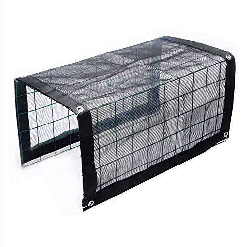 Crewell - Mini Invernadero Multifuncional portátil para Exteriores, toldo para Plantas, toldo de Verano a Prueba de Lluvia, casa de Cultivo compacta para Plantas