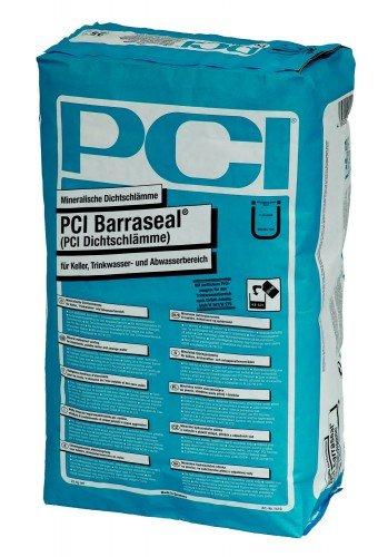 PCI Barraseal® Mineralische Dichtungsschlämme für Keller, Trinkwasser- und Abwasserbereich 25 kg