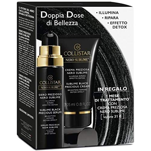 COLLISTAR SUBLIME SERUM NERO NERO SUBLIEME 30ML + 25ML