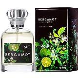 Perfume Bergamot - Perfume Cítrico - Perfume Natural para Mujer con Aceites Esenciales - Perfume de...