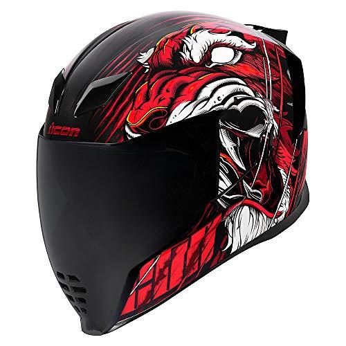 ICON Motorrad Airflite Helm Trumbull Modell 2020, Größe: S (55)