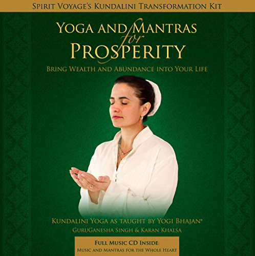 Kundalini Transformation Kit: Yoga & Mantra for Prosperity (English Edition)