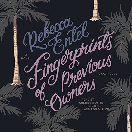 Fingerprints of Previous Owners audiobook cover art