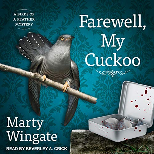 Farewell, My Cuckoo audiobook cover art