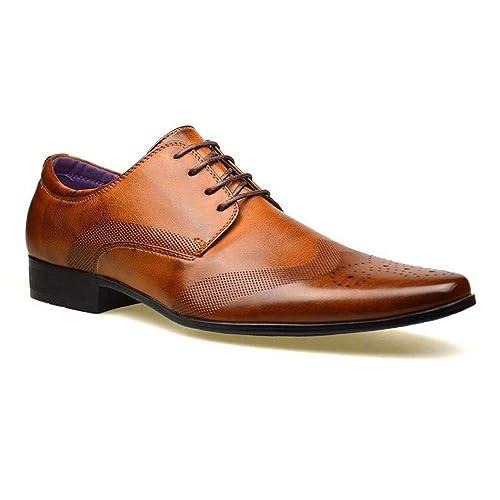 Robelli Men s Fashion Leather Formal Shoes 6edd85410