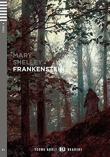 ELI Readers Young Adult Stage4 Frankensteinの詳細を見る