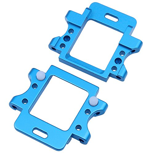 Hobbypark 102260 102261 Aluminum Front & Rear Gear Box Arm Mount 102060 102061 for Redcat Volcano EPX (Pro) Shockwave Monster Truck Buggy HSP Brontosaurus Exceed Infinitive