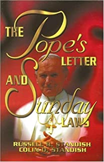 The Pope`s Letter and Sunday Law