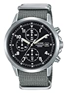 Military Style Chronograph Watch
