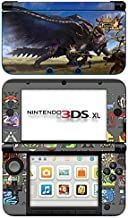 Monster Hunter 4 Ultimate Limited Edition MH4U Game Skin for Nintendo 3DS XL Console
