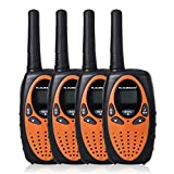 Floureon 22 Channel FRS/GMRS 2 Way Radio...