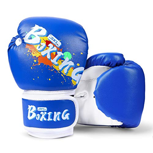 SKL Boxhandschuhe Kinder Boxing Gloves...