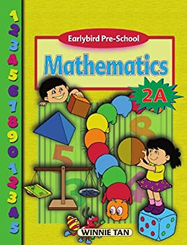Paperback Earlybird Pre-school Mathematics 2a Book
