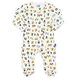 Kite Baby Brownsea Sleepsuit | Organic | Newborn-24 Months Cream
