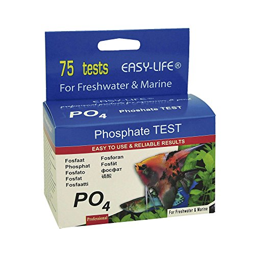 Easy Life Wassertest Phosphat für Süß und Meerwasser