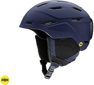 Smith Optics Mission-Mips Adult Ski Snowmobile Helmet