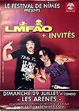 Lmfao - 80 x 120 Cm/Poster Poster