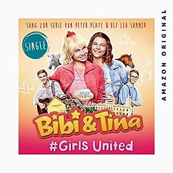 #Girls United (feat. Peter Plate, Ulf Leo Sommer, Katharina, Harriet, Kaya, CELINA)