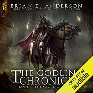 The Godling Chronicles: The Sword of Truth, Book 1 cover art