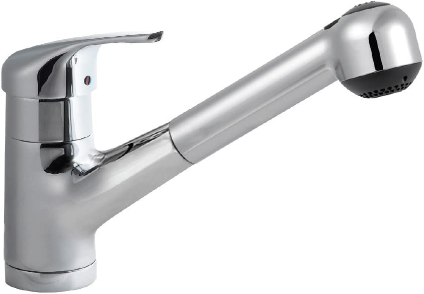 Houzer REYPO-861-PC Reya Pull Recommendation Out Kitchen Chrom Polished At the price of surprise Faucet