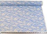 Himmel Wolken blau weiß 100% Baumwolle Hochwertiger Stoff