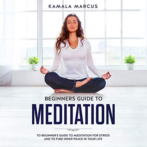 Beginners Guide to Meditation Audiobook By Kamala Marcus cover art