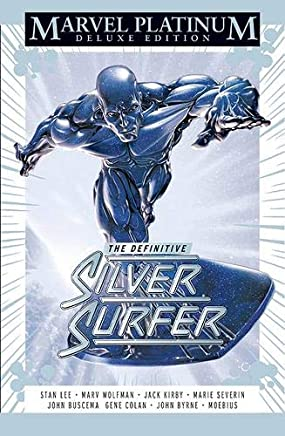 Marvel Treasury:Definitive Silver Surfer