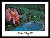 Marc Chagall Poster Kunstdruck Bild I Ponti Sulla Senna