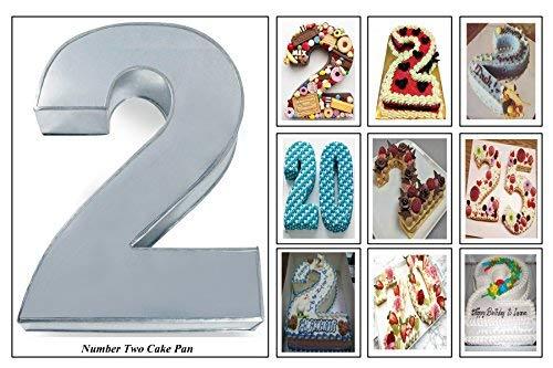 Kleine Anzahl Geburtstag Hochzeitstag Kuchenform - 10