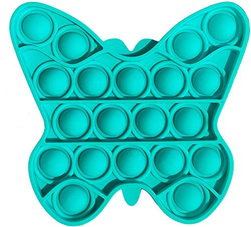 Russellfield Push Pop Pop Bubbles Fidget Juguete sensorial, Push Pop Fidget Toy, Push Pop Bubbles Sensory Fidget Toy, Gran novedad regalo para niños y adultos