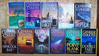 FBI Thrillers: The Cove + The Maze + The Target + The Edge + Riptide + Hemlock Bay + Eleventh Hour + Blindside + Blow Out + Point Blank + Double Take (FBI Thriller Series)