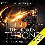 The Broken Throne: Schooled in Magic, Book 16